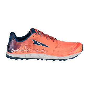 Altra SUPERIOR 4 - Chaussures trail Femme coral