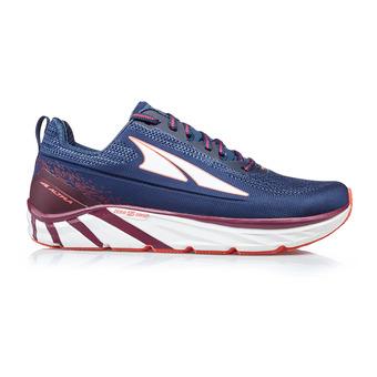 Altra TORIN PLUSH 4 - Chaussures running Femme navy/plum