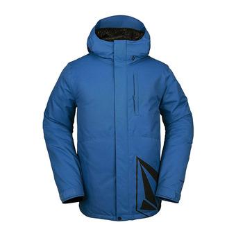 Volcom 17FORTY INS - Giacca snowbord Uomo blue