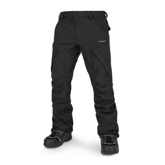 Volcom ARTICULATED - Pantalón de snow hombre black