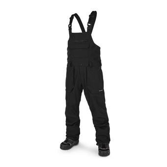ROAN BIB OVERALL Homme BLACK