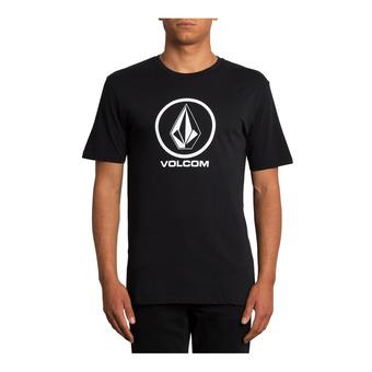 Volcom CRISP STONE - T-shirt Uomo black
