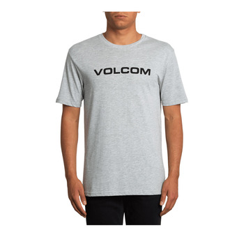 Volcom CRISP EURO - Tee-shirt Homme heather grey
