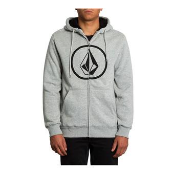 Volcom STONE LINED - Sweatshirt - Men's - storm