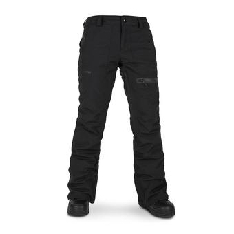 Volcom KNOX INS GORE GTX - Pantaloni snowbord Donna black