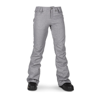 Volcom SPECIES STRETCH - Snow Pants - Women's - heather grey