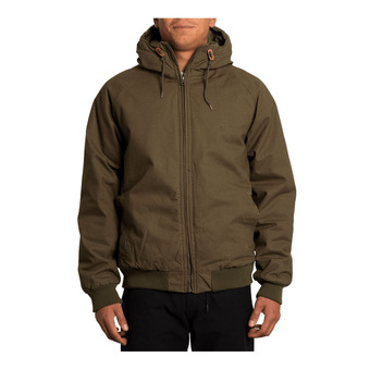 Volcom HERNAN COASTER 5K - Jacket - Men's - military