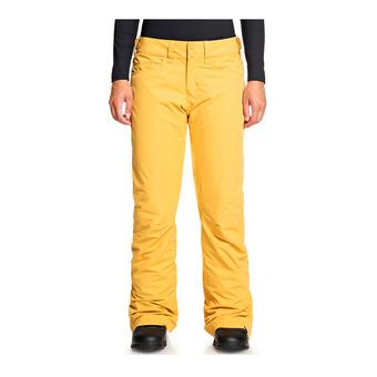 Roxy BACKYARD - Pantalon de ski Femme spruce yellow