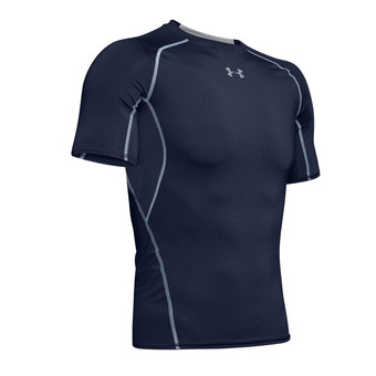 Under Armour HG ARMOUR - Camiseta hombre midnight navy