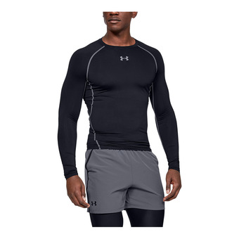 Under Armour HG ARMOUR - Camiseta hombre black