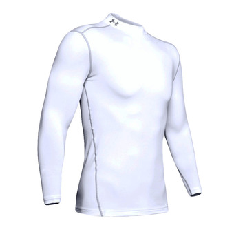 Under Armour CG ARMOUR MOCK - Maillot Homme white