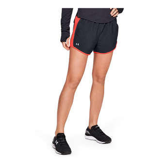 Under Armour FLY BY - Short Femme black