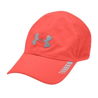 Under Armour LAUNCH AV - Casquette Homme beta red