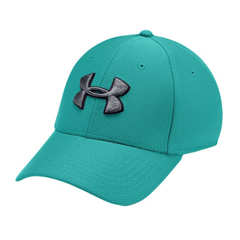Under Armour BLITZING 3.0 - Gorra hombre teal rush