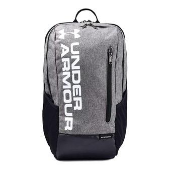 UA Gametime Backpack-GRY Unisexe Graphite Medium Heather1342653-040