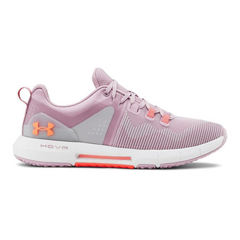 Under Armour HOVR RISE - Zapatillas de training mujer peach blush