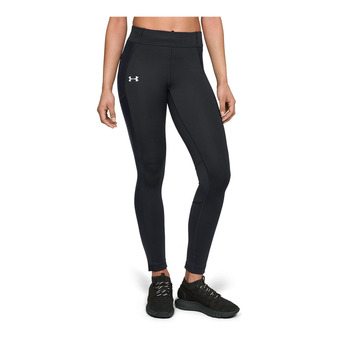 Under Armour COLDGEAR RUN - Legging Femme black