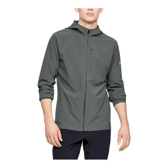 OUTRUN THE STORM JACKET v2-GRY Homme Pitch Gray1318013-012