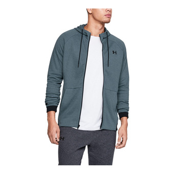 Under Armour UNSTOPPABLE 2X KNIT - Felpa Uomo wire