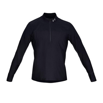 Under Armour QUALIFIER - Camiseta hombre black