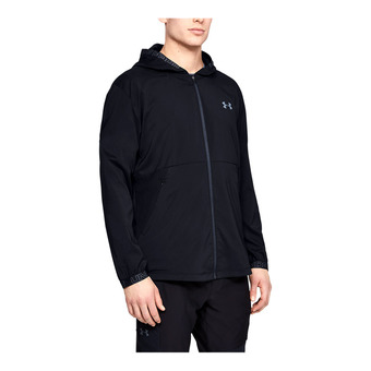 Under Armour VANISH WOVEN - Giacca Uomo black