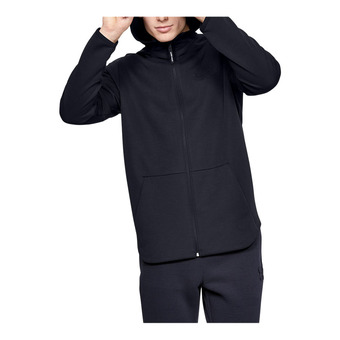Under Armour UNSTOPPABLE MOVE LIGHT - Sudadera hombre black