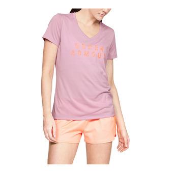 Tech SSV - Graphic-PNK Femme Pink Fog1348032-694
