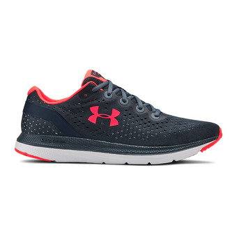 Under Armour CHARGED IMPULSE - Zapatillas de running hombre wire