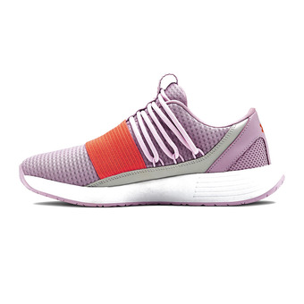 Under Armour BREATHE LACE NM2 - Zapatillas de training mujer pink fog
