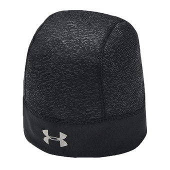Under Armour STORM RUN - Bonnet Femme black