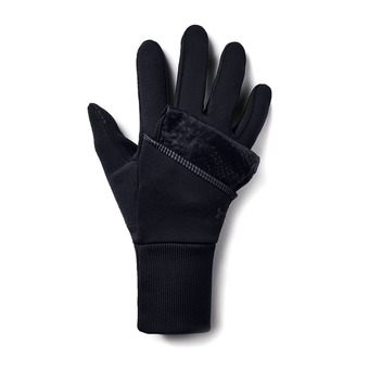 Under Armour RUN - Gants convertibles Femme black