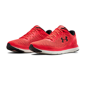 Under Armour CHARGED IMPULSE - Chaussures running Homme martian red