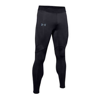 Under Armour QUALIFIER COLDGEAR - Mallas hombre black
