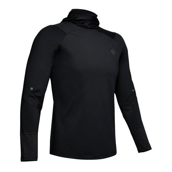 Under Armour CG RUSH - Camiseta hombre black