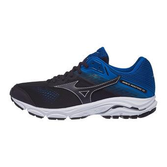 Mizuno WAVE INSPIRE 15 - Zapatillas de running hombre bgraphite/bgraphite/sblu