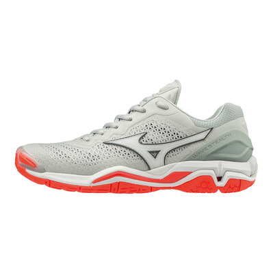 https://static2.privatesportshop.com/2294086-7100041-thickbox/mizuno-wave-stealth-v-chaussures-hand-femme-glaciergray-wht-fcoral.jpg