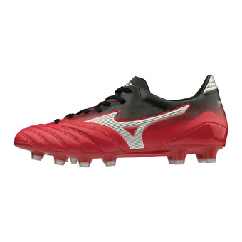 Mizuno MORELIA NEO KL II MD - Crampons moulés chinesered/silver/black