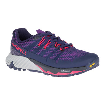 Merrell AGILITY PEAK FLEX 3 - Zapatillas de trail mujer acai