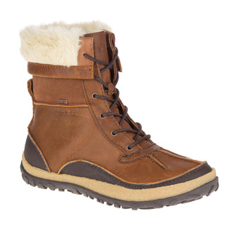 Merrell TREMBLANT MID POLAR WP - Shoes - Women's - merrell oak