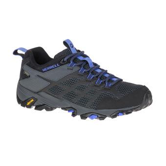 Merrell MOAB FST 2 GTX - Chaussures randonnée Femme black granite