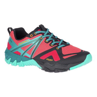 Merrell MQM FLEX GTX - Hiking Shoes - Women's - lollipop