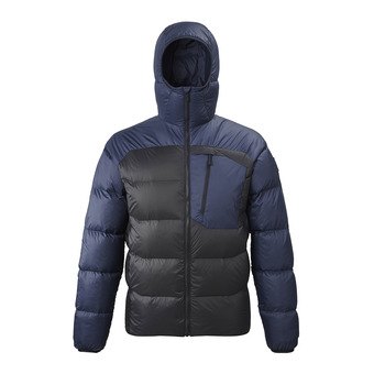 Millet 8 SEVEN DOWN - Down Jacket - Men's - black/sapphire
