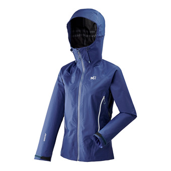 Millet KAMET LIGHT GTX - Jacket - Women's - blue depths