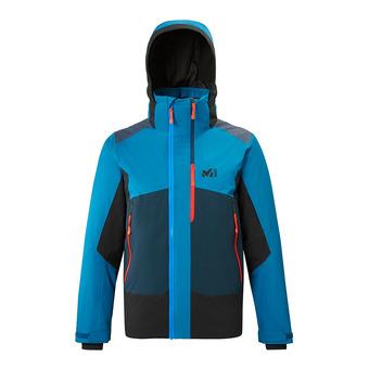 Millet 7/24 STRETCH - Veste ski Homme cosmic blue/noir