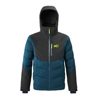 Millet ROBSON PEAK - Chaqueta de esquí hombre orion blue/black