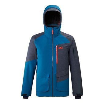 Millet MOUNT TOD - Chaqueta de esquí hombre cosmic blue/orion blue