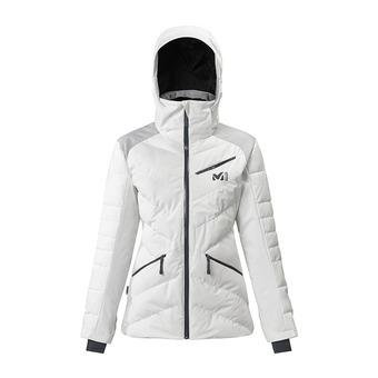 Millet HEIDEN STR - Veste ski Femme moon white