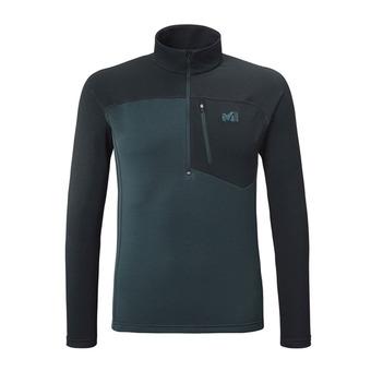 Millet TECHNOSTRETCH ZIP - Fleece - Men's - orion blue