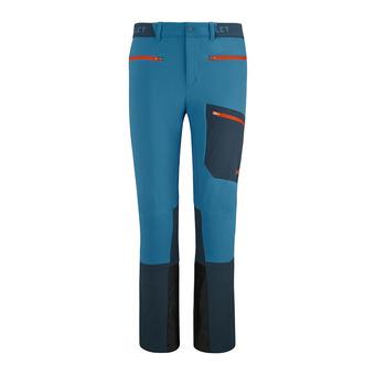 Millet EXTREME RUTOR - Pantalón hombre cosmic blue/orion blue
