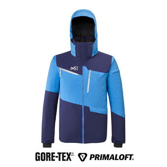 Millet ANTON GTX - Veste ski Homme electric blue/blue depths